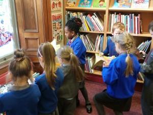 Picking Books 3